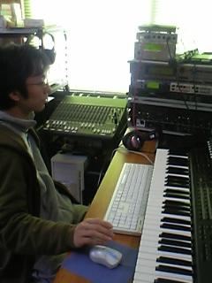 スタジオ「空の道」」