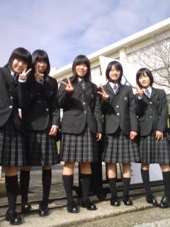 彩の入学式