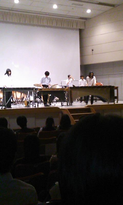 Aya 音楽祭 Yako 演奏